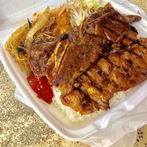 ハワイでガッツリ食べたい時にオススメのプレートランチ!ミーバーベキュー