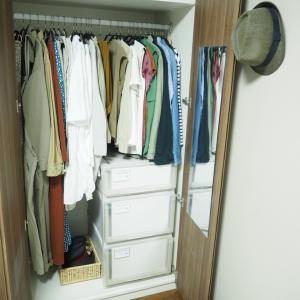 クローゼットの「NG収納パターン」はコレ!散らからない洋服収納作りのポイント