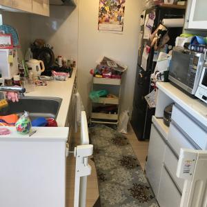 モノが溢れて家事がしづらいキッチンをスッキリ改善!【整理収納コンサル事例】