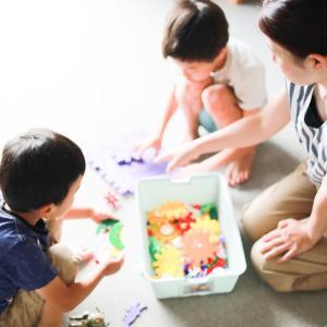 「子供がまだ小さいから片付かない!」のイライラをラクにする、忙しいママのための考え方3つのヒント