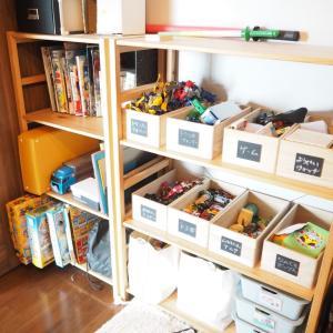 クリスマス後に見直したい!増えがちな「おもちゃ収納」のキホン3STEP