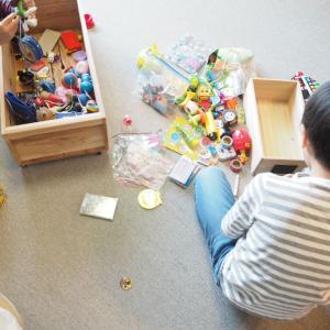 溜まったおもちゃ・絵本・思い出のモノはどう整理する? 我が家の「子供とお片付け」レポ
