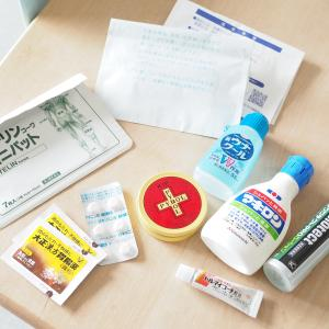 「お薬・救急用品」の収納、どうしてる?押さえたいポイントとパターン別収納事例集