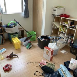 物置状態の子供部屋&使いこなせないリビング収納をまとめて改善!【整理収納コンサル事例】