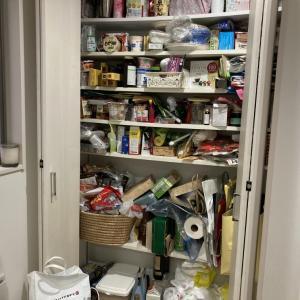 食材ストックの収納に悩むキッチンを管理しやすく改善!【整理収納コンサル事例】