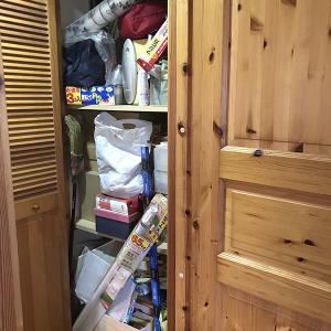活かしきれない押入れと収納棚の改善BeforeAfter!【オンラインパーソナルレッスン事例】