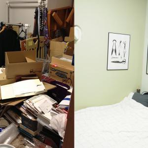 開かずの間だった寝室の汚部屋脱出ヒストリー【動画あり】/過去4年間の9月の出来事を振り返る