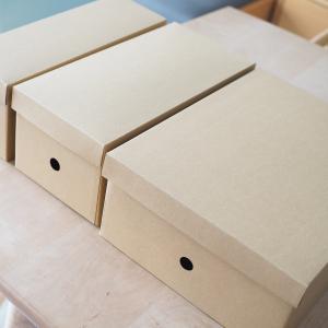 あの無印の人気商品に新作が登場!ファイルボックス1/2サイズのダンボール版3種の検証レポ