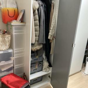 服が出せないクローゼットと空間がもったいない玄関収納を改善!【整理収納コンサル事例】