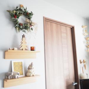 今年のクリスマス準備はコレ!100均アドベントカレンダー&インテリア雑貨の入れ替えレポ