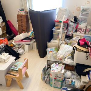 脱・物置部屋で2LDKマンションの限られたスペースを快適に!【整理収納コンサル事例】