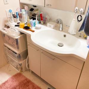 小物がゴチャつく洗面所と片付けにくいおもちゃ収納を改善!【整理収納コンサル事例】
