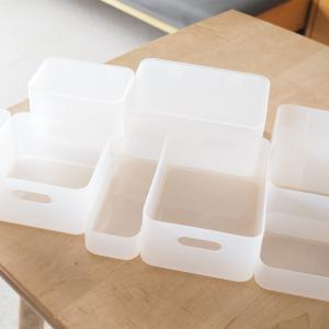 あのダイソー話題の新商品に新たなラインナップを発見!積み重ね収納ボックスを徹底検証