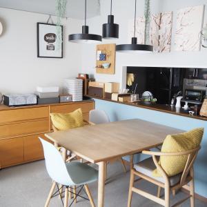 狭い家だからこそ考えたい!ダイニングテーブル選びのキホンと我が家の変遷&参考商品
