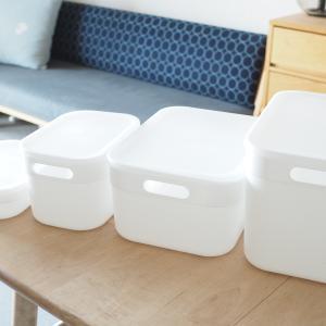 ダイソーの人気すぎる幻のアイテムを満を持して検証!フタ付収納ボックス4種の活用アイデア