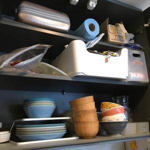 ときめかないキッチン背面収納を見た目と収納力を両立したスペースに!【整理収納コンサル事例】