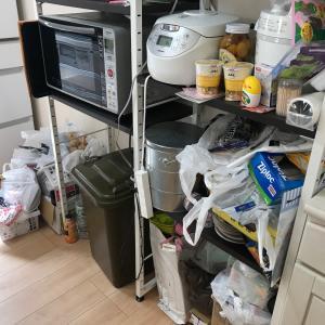 モノが溢れて在庫管理ができないキッチンを使いやすく改善!【整理収納コンサル事例】