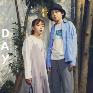 GLOBAL WORKからローティーン向けの新ライン「AND YUA ANY(アンユアエイニー)」が登場!