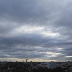 層状雲(層積雲)