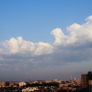 並 雲(積雲)