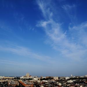 毛状雲(巻雲)
