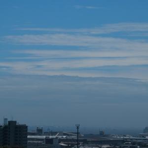 塔状雲(高積雲)