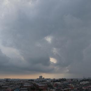 降水雲(層積雲)