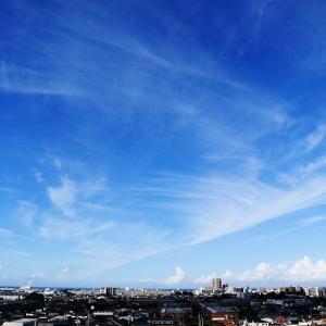飛行機雲の発達