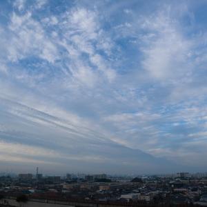 ジェット巻雲