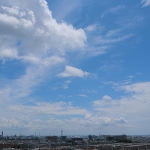濃密雲(巻雲)-Ⅱ