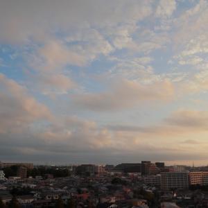 房状雲(高積雲)