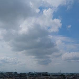 並雲(積雲)
