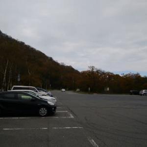 赤城山 長七郎山と地蔵岳 紅葉ハイキング
