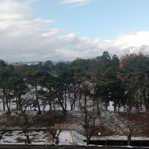 冬になってきた。