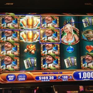惨敗。。。なのか?シンガポールカジノ。微妙に誤解させる負かされ方。