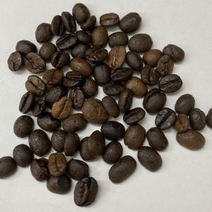 珈琲:除いた豆で飲んでみた