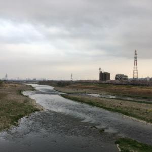 ナベシマ通信 vol.006「多摩川を歩いて渡る」