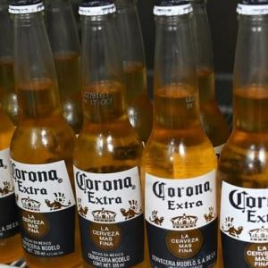 とんだとばっちり。:コロナビール「今は買わない」38%、ウイルス流行で 米調査