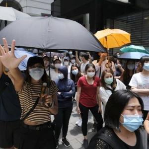 中国全人代、香港「国家安全法」制定方針を採択-日米台は懸念  / 自民部会、香港への国家安全法導入非難決議へ / 自民党有志が中国の国家安全法に反対署名