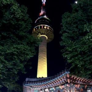 初めての韓国の旅
