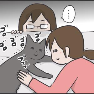 猫が喉を鳴らす基準が分からない!
