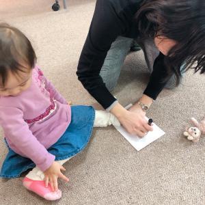 【0〜3歳親子英語】三鷹親子クラス新体制スタート♪