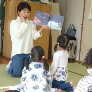 【0〜3歳親子英語】来月はバレンタインレッスン♪