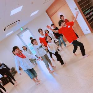 【出張ワークショップ】SING&DANCE 英語ミュージカルワークショップ