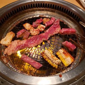 みんなで焼き肉( *´艸)