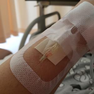 ジェムザール1クール目②~退院とネイル