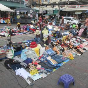 ソイブアカオ市場