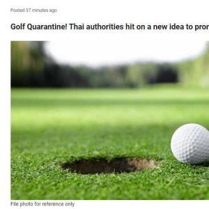 Plenty of rounds of golf!