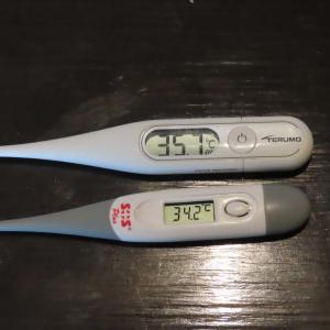 ホテル検疫 体温計の怪