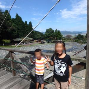 トラブルからの大津谷公園キャンプ場へ
